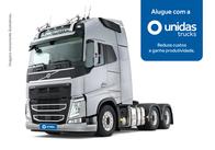 Locação Caminhão Volvo FH540