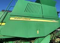 Tampa lateral John Deere JD 1550
