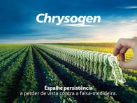 Inseticida Biológico AgBiTech Chrysogen
