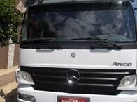 Atego 2425 Truck Carroceria Ano 2014