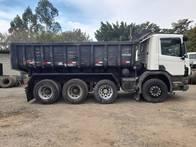Caminhão Caçamba Scania P360 4Eixos Ano2003