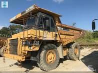 Caminhão Caterpillar 770