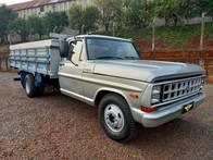 Caminhão Ford F4000 Ano 1989 Com 95 Mil Km