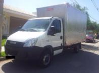 Caminhão Iveco Daily 35S14 Ano 2015