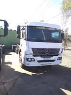 Caminhão Mercedes-Benz 2429 Ano 2013