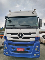 Caminhão Mercedes-Benz Actros 2546 6X2 Megaspace 2018