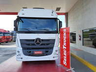 Caminhão Mercedes-Benz Actros 2546 6X2 Confort 2018