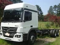Caminhão Mercedes Benz Atego 2430 6X2 E5 2014
