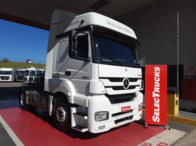 Caminhão Mercedes-Benz Axor 2041 4X2 2021