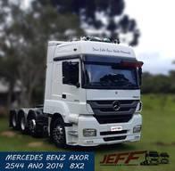 Caminhão Mercedes Benz/ Axor 2544 8X2 2014