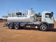 Caminhão Pipa Vw Constellation 26.280 6X4