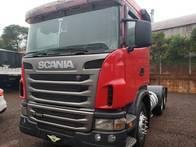 Caminhão Scania 380 Ano 2011