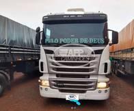 Caminhão Scania 420 2011