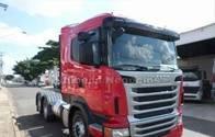 Caminhão Scania 440 Ano 2013