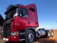 Caminhão Scania G 420 6X4