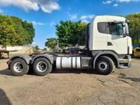 Caminhão Scania G470 6X4 Ano2009