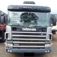 Caminhão Scania P-114 Ga 330 6X2 Nz Ano 2004