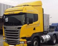 Caminhão Scania R 440 6X2 Ano 2015