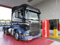 Caminhão Scania R 440 6X4 2016 Streamline C/ Retarder