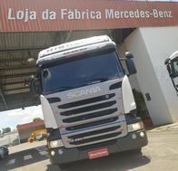 Caminhão Scania R 450 2019