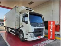 Caminhão Volvo Vm 270 6X2 2019 Baú Ibiporã 14 Pallets