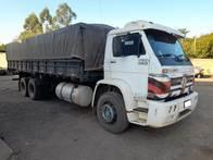 Caminhão Vw 18.310 Truck Carroceria Graneleira
