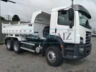 Caminhão Vw 26.280 Com Caçamba 12 M3