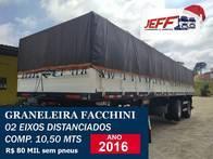 Carreta Graneleira Facchini 2 Eixos 2015