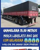 Carreta Graneleira Rodo Linea 2014