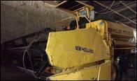 Colheitadeira New Holland Tc 55 Ano 2000 - Arrozeira