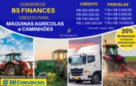 Consórcio Maquina Agrícola BB Consórcios