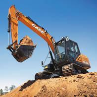 Escavadeira Case Cx130C
