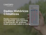 Serviços de Dados Históricos Climáticos