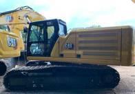 Escavadeira Caterpillar 336D