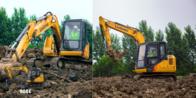 Escavadeira Liugong 908E