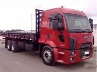 Ford Cargo 2428 Truck Carroceria Ano 2012