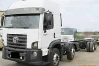 Ford Cargo 2429 2016 Com Baú Refrigerado 01