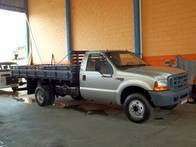 Ford F 4000 4X4 A Diesel Completa Ano 2012