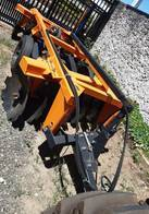 Grade Aradora Com Controle Remoto 14X28 Budny  GACRB