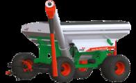 Carreta Graneleira Kuhn Khor Grain Max Multi e Grãos 25000