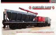 Abastecedor De Fertilizantes INW Canudão 3.000 SR