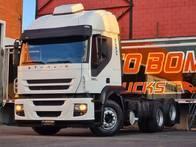 Iveco Stralis 380 Nr 6X2 Teto Alto Hd570S38T