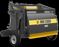 Misturador Inox JF Mix 2000 2M