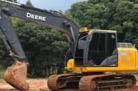 John Deere Escavadeira Hidráulica 130G 2018