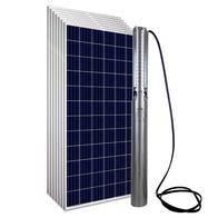 Kit Bomba De Água Solar Samking 4Sp2-13 Maxx