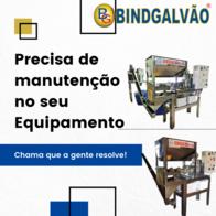 Manutenção De Prensa E Extrusoras