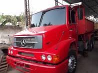 Mb 1620 Truck Cacamba Ano 2012