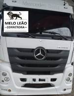 Mb 2651 S Actros 6X4 - Ano 2017/18