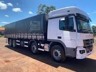 Mb Atego 3030 Bi Truck - Ano 2018/19