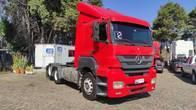Caminhão Mb Axor 2544 S 6X2, Automático Rodas De Alumínio